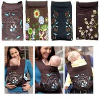 mei tai - Mei Tai Ergonomic Baby Carrier Fashinable Pattern Design Baby Sling Front Back or Hip For newborns Designs HX