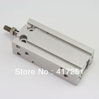 Wholesale SMC Type Cylinder CDU20 D Free Mount Double Acting Single Rod mm Accept custom order lt no track