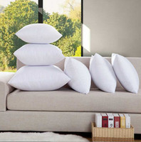 Wholesale Cushion Insert Pillow EPE Cotton Inner Pearl Cotton Insert Office Sofa Square Poly Pillow Insert Inner Cushion Throw Pillow Many Size