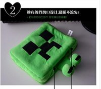 Wholesale 2014 hot sell minecraft creeper mouse pad minecraft mouse pad creeper mouse warm mouse pad usb Heating of the mouse pad K169F