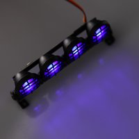 Brand New AX-506BL multi-fonction lampe Ultra Bright LED pour 1/10 1/8 RC HSP afin Traxxas TAMIYA CC01 4WD Axial SCX10 modèle de voiture $ 18Personne piste