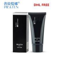 Wholesale PILATEN Blackhead Remover Deep Cleansing Purifying Peel Acne Treatment Mud Black Mud Face Mask