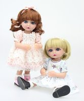"""Cheap 10"""" 25cm Sisters with Dress Reborn Baby Doll handmade Bath toy TOP Quality cute small baby doll Full silicone vinyl Best Gifts"""