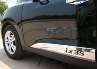 Wholesale Hyundai ix35 High quality ABS Chrome body side moldings side door decoration
