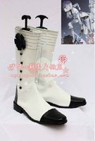 ash shoes boots - New Arrival Black Butler Ash Landers Cosplay Shoes Boots