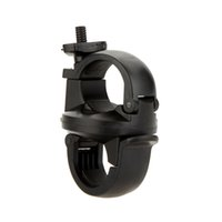 adjustable bicycle clamps - Adjustable Rotational Bike Bicycle Mount Holder Clamp Torch Flashlight Clip Bracket Y0274