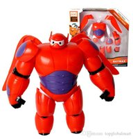 Wholesale new arrival Transform Assemble Action Figure Toy big hero cm big fat balloon man