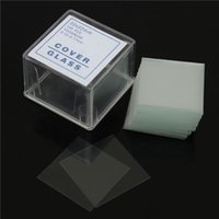 Wholesale High quality set Disposable Microscope Coverslip Laboratory Appliance X22mm Thickness mm Made of Glass