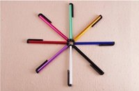 Wholesale Universal Touch Screen Stylus Pen for iPad iPhone Samsung HTC All Mobile Phones Android Tablet PC