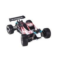 L'arrivée de nouveaux WLtoys A959 1/18 01h18 échelle RC Toy Car 4WD Off-Road Buggy voiture avec émetteur 2.4G pour les enfants des jouets pour $ 18Personne piste