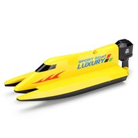 battery power toys - Create Toys F1 Rowing G CH RC Racing Boat with Dual Propeller High Speed Electric Power Remote Control Toy Yacht
