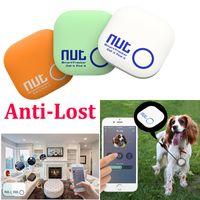 Wholesale 2015 Anti Lost Nut Smart Tag Bluetooth Tracker Child Bag Wallet Key Finder GPS Locator Alarm Colors