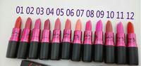 Wholesale Makeup Lips Lipstick colors DHL Freeship from bond50