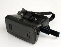 Wholesale 3D Glasses Oculus Rift Headset VR Box Video Movie Gameing lassesMagic GlassesFor Inch Smartphone New Design