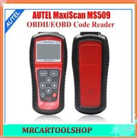 maxiscan ms509 - 2015 hot selling Autel Maxiscan MS509 code reader scanner with high quality and best service