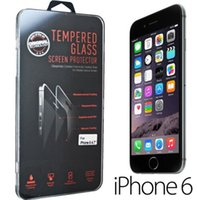 Cheap 2.5D Tempered Glass For iphone 6 Plus Apple Watch Screen Protector 0.26mm Explosion Proof Film Guard For iphone 5S Galaxy S6 S4 S5 Note 4 3