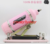 Wholesale Super Large Powerful Automatic Adjustable Sex Machine for Male Female Climax Machine Love Masturbation Machine Drop