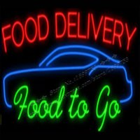 air force sign - 24x24 Food Delivery Food To Spurs Neon Sign Made In China christmas Nikke Air Force Avize Neon