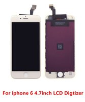 lcd screen touch screen - High Quality New LCD Display with Touch Screen Digitizer Replacement Parts For iphone g inch