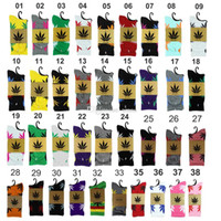 Wholesale DHL pairs Men sock Maple leaf Socks Long Fashion Sports Socks Long Skateboard Hiphop Socks Meia Women Unisex