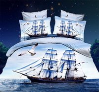 Wholesale Hot D Bedding Sets Christmas bedding set Bed Set Full Queen Size Duvet Cover Fitted Sheet Flat Sheet Pillow Shams Bedding Supplies