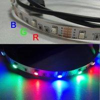 best cable tv - Best Price Multicolor cm SMD LED Flexible RGB Stripe Light TV Background Lighting Kit USB Cable V USB LED Strip