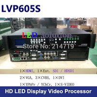 Wholesale LVP605S LED display Video Processor send card TS802 HDMI SDI Led Screen Video Processor