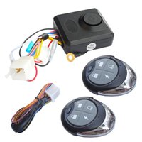 small engines - economical motorbike alarm is with built in big sound alarm siren waterproof small unit long distance remote start engine