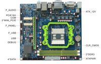 amd server - 2073 ATX HCM55X11A AMD A8 A6 A4 E2 Multidisplay Motherboard SATA COM USB Giga LAN xPCIE X solt Mini PCIE DDR3 DVI ATX PWR