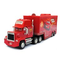 diecast toy - Brand New pixar cars Diecast metal Toys Mack red Truck Hauler Toy Vehicle Gift