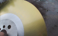 Wholesale apollo inch saw blades for stainless steel mm cutting tool cutting saw blade material HSS M42 Cutting knife
