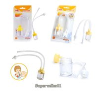 Wholesale Nasal Aspirator Baby Nasal Aspirator Baby Safe Nose Cleaner Vacuum Suction Nasal Mucus Runny Aspirator Inhale Popular Graco Nasal Aspirator
