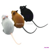 Wholesale M112 New Remote Control RC Electronic Wireless Rat Mouse Toy For Cat Dog Pet Funny Gift