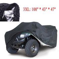 Wholesale Universal Quad Bike ATV Cover Parts Motorcycle Vehicle Car Covers Dustproof Waterproof Resistant Dustproof Anti UV Size XL XXL L K1339