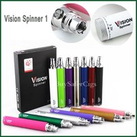 Cheap Electronic Cigarette Vision Spinner I Battery Best Set Series  eGo C Twist Battery