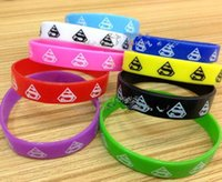 Wholesale Superman Silicone Bracelet Magic Ruler Slap Band Fashion Bracelets Wristband colors high quality in stock