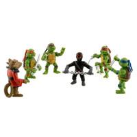 Wholesale Quality Teenage Mutant Ninja Turtles TMNT Figures Toy Chlid Kids Toys Collection