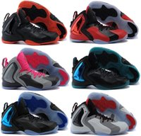 Wholesale Hot sale New Arrival lil penny posite men baketball shoes penny hardaway shoes Size