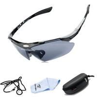bicycle prescription sunglasses - Uv Bicycle Cycling glasses Eyewear Sunglasses men gafas ciclismo oculos de grau masculino prescription safety bike glasses A5
