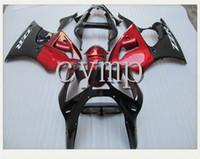 Wholesale No pattern transparent red black ZZR600 fairing ZZR600 fairing