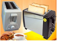 Wholesale Automatic bread maker stainless multi functional toaster for breakfast