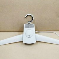 Wholesale Portable Dry Clothes Dryer Smart Hanger Foldable Fast Inactivate Viruses and Bacteria of Business Trip Travel Hotel V
