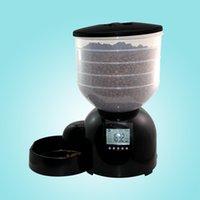 dry dog food - 2015 Automatic Pet Feeder Dog Cat Timed Food Dispenser Large L Bowl Dry Food