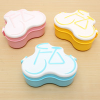 best food china - Best Promotion Beautiful Design Separated Portable Lunch Box Food Storage Containers Microwave Oven Box With Fork