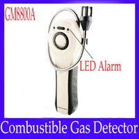 Wholesale Natural Gas Leak Detector Alarm GM8800A MOQ