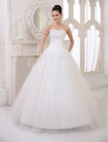 Wholesale Cheapest Price Beads Charms - 2015 Classic Elegant Ball Gown Wedding Dresses Sweetheart Beaded Off Shoulder Lace Up Charming Garden Bridal Party Gowns Cheap Price