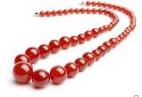 achat en gros de des bijoux en jade vert-2015 vert colliers de jade pour des perles de collier femmes joyau colliers Pearl Tower cadeaux de la chaîne d'accessoires de bijoux de jade