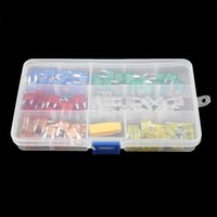 Wholesale 120 Low Profile small Size Blade Fuse Assortment Set Auto Car Truck hot sell