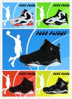 aj7 - NIKE TRUE FLIGHT Retro Men Basketball Shoes Cheap Jordans VII Boots Sneakers AJ7 Sport Shoes Eur