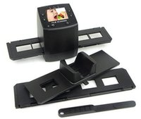 Wholesale Discount MP Digital Film Negative Photo Scanner for Old Photos Pictures Converter mm USB LCD Slide quot TFT